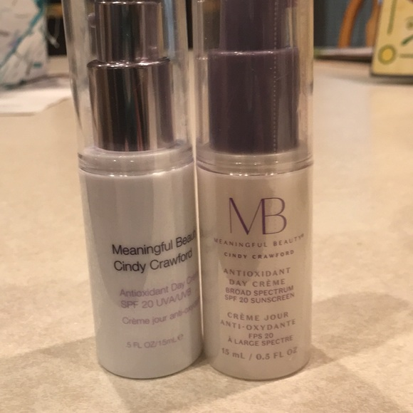 Meaningful Beauty Other - Meaningful beauty new day cream spf 20